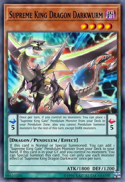 Supreme King Dragon Darkwurm