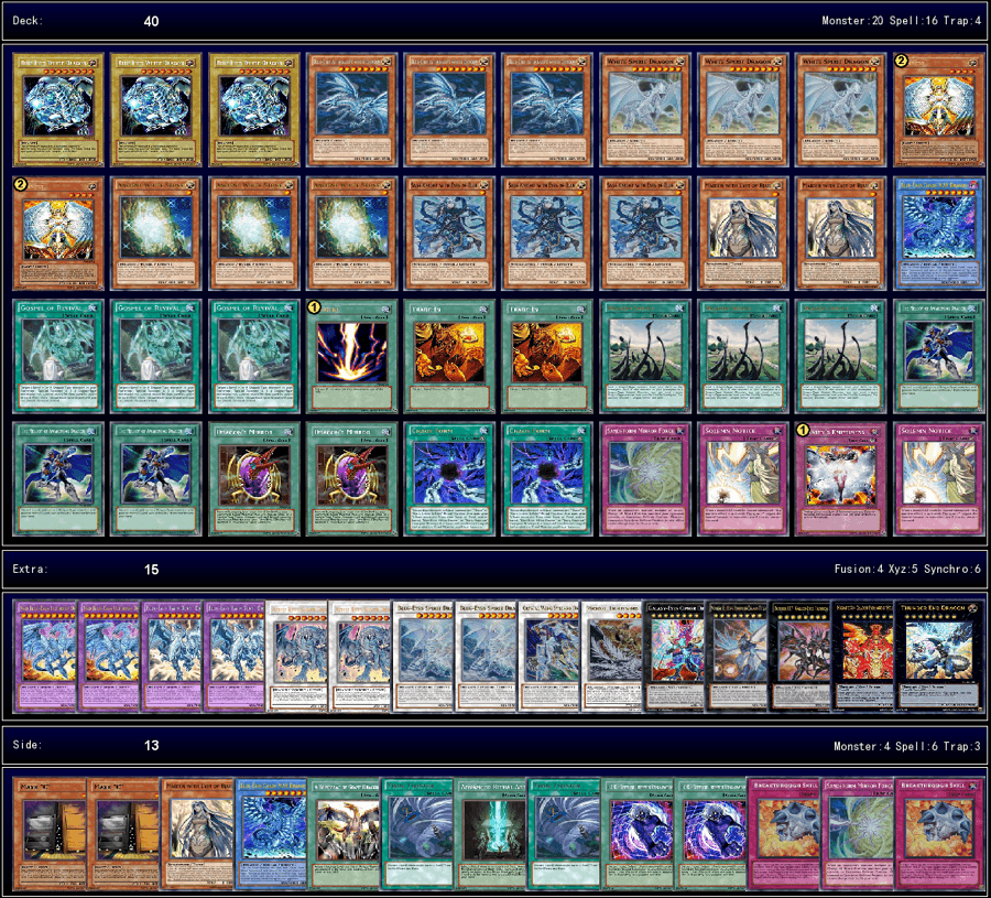 Dragons with Eyes of Blue (via 7kolt) V0 3 - YGOPRODECK