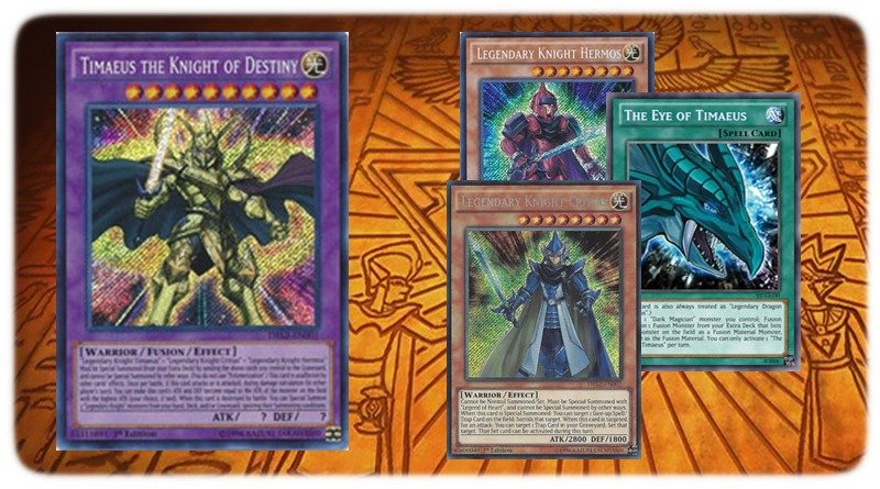 Yugioh Eye Of Timaeus Deck - 9.000 Tweet Deck