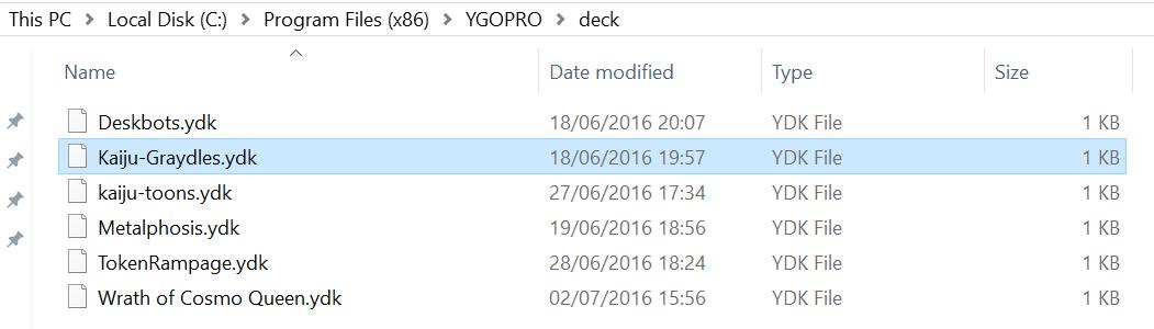 YGOPRO 2 Installation Instructions  YGOPRO 2  Free YuGi