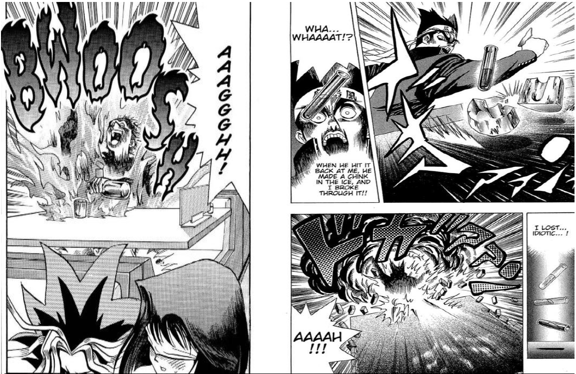 So Yugi has basically committed first degree murder twice. Well great!
