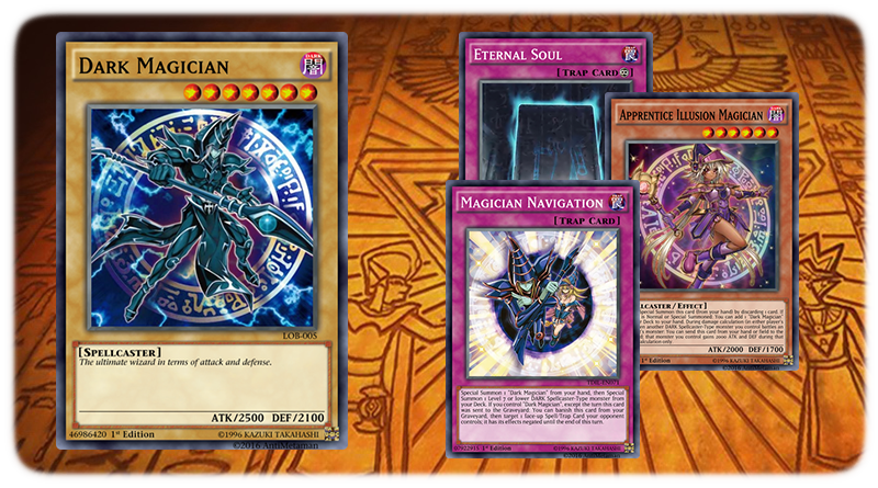 Dark Magician 2017 (via Mina) V0.1