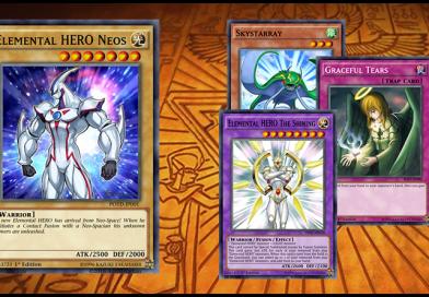 Elemental Heroes (via Dylan) V0.1