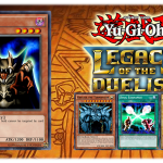 Seto Kaiba Decks – Legacy of the Duelist 1st Gen