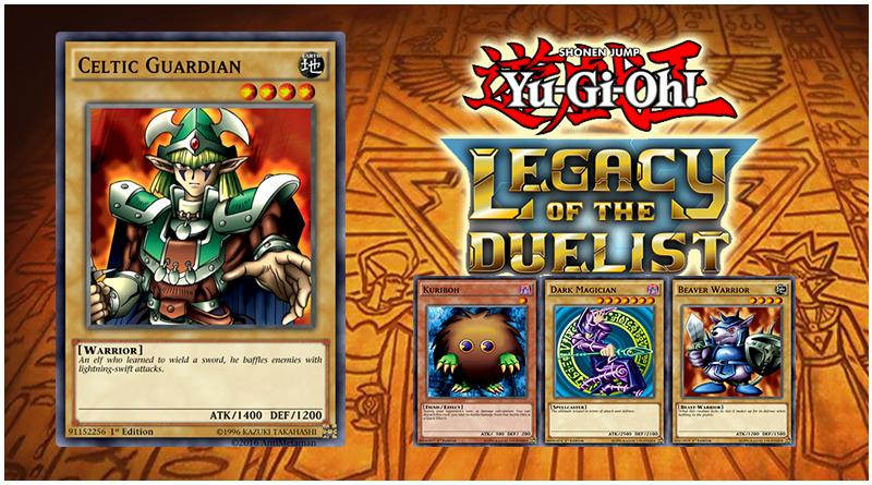 Yami-Yugi Decks - Legacy of the Duelist 1st Gen - YGOPRODECK