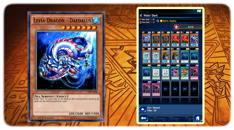 Duel Links Deck Archives - YGOPRODECK