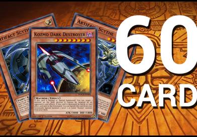 60 Cards Kozmo Artifact Demise Palozoic Part 2: The Report