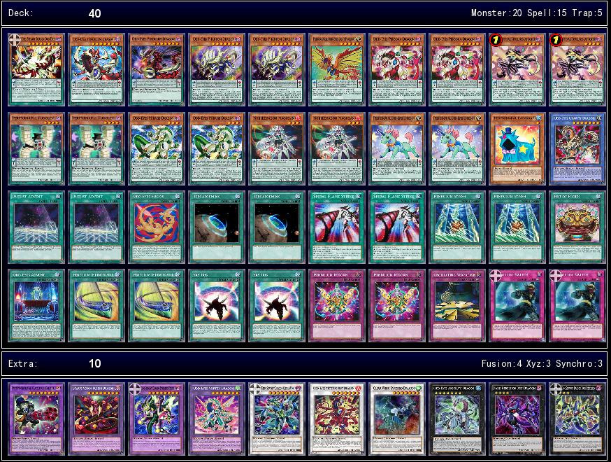 yugioh card guide legendary dragon decks