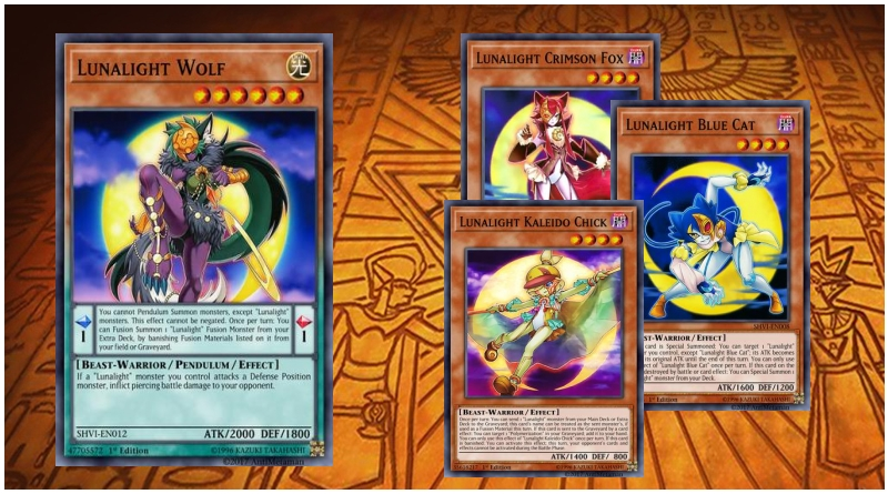 Lunalight (Link edition) V1 4 - YGOPRODECK