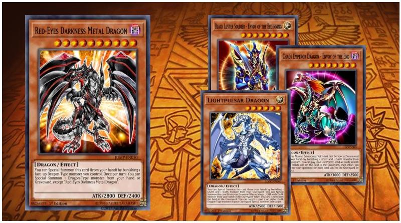 Chaos Dragon Deck