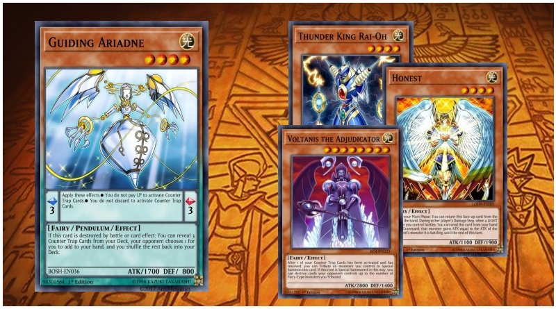 Counter Trap Deck - YGOPRODECK