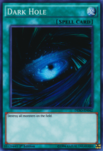 Dark Hole Card Advantage