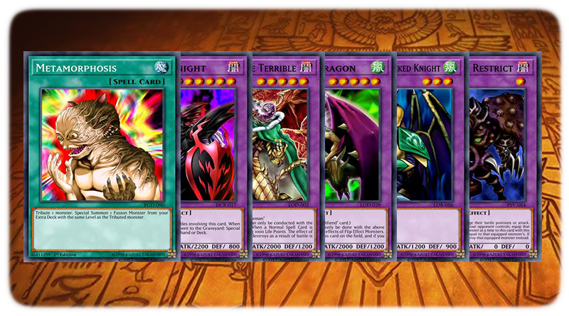 Duel Challenges - YGOPRODECK