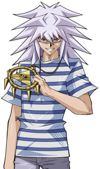 Image result for duel links yami bakura