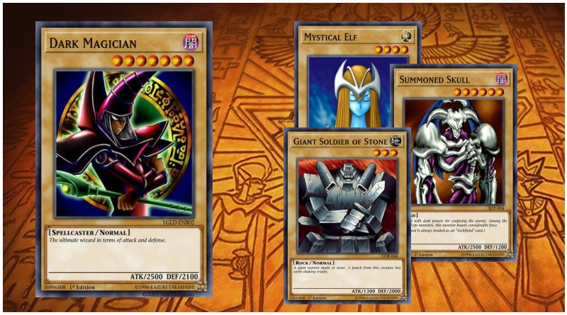 yugioh card guide starter decks