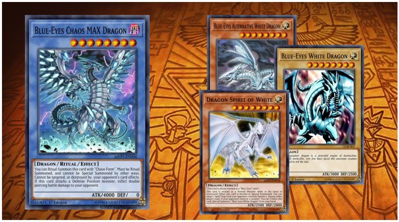 Blue Eyes Chaos Max Deck Ygoprodeck