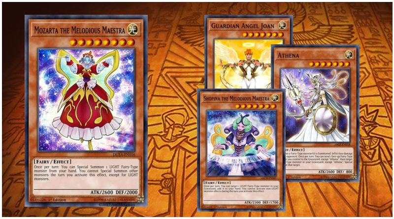 Elemental Fairy - YGOPRODECK