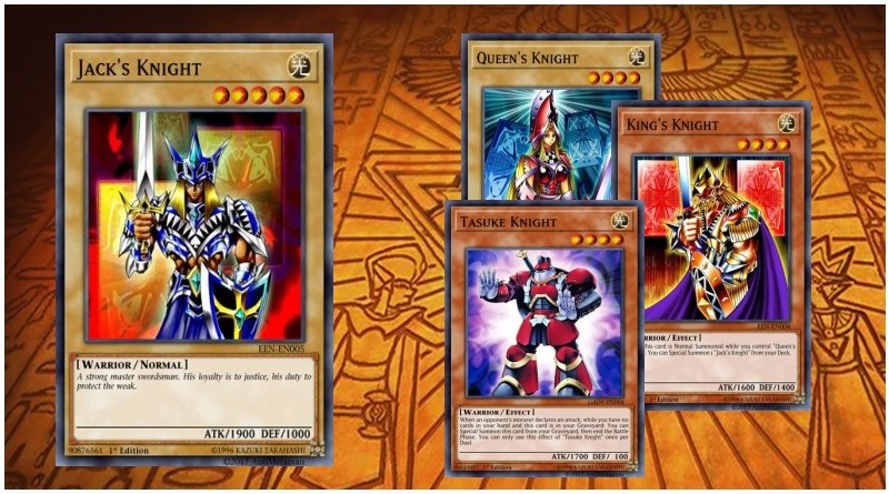 Arcana Knights Force Ygoprodeck
