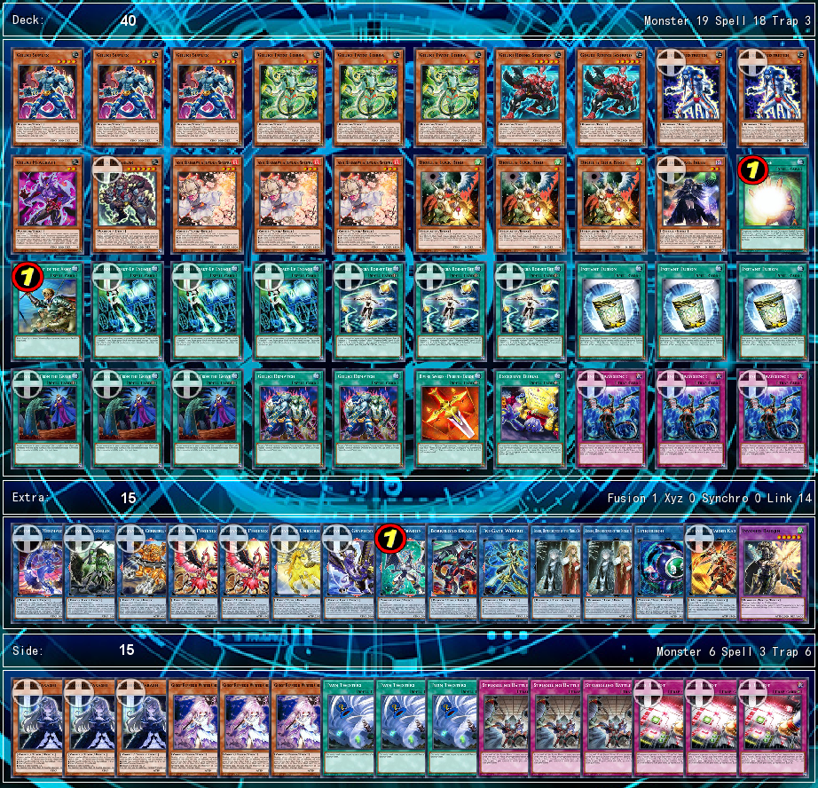 Build Zoodiac Deck