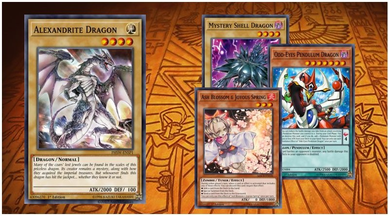 Dragons Collision Deck