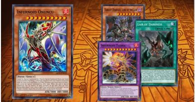darklord condemned *link monster* - YGOPRODECK