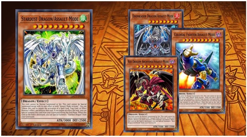 Assault Mania deck - YGOPRODECK