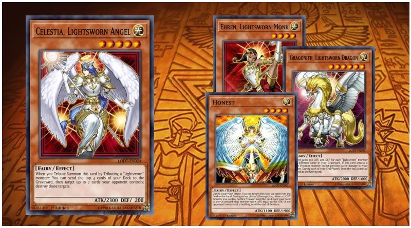 lightsworn deck