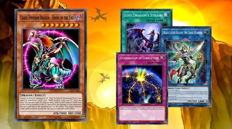Chaos Hieratic Guardragon - YGOPRODECK
