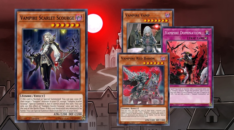 Pure Vampire 2019 - YGOPRODECK