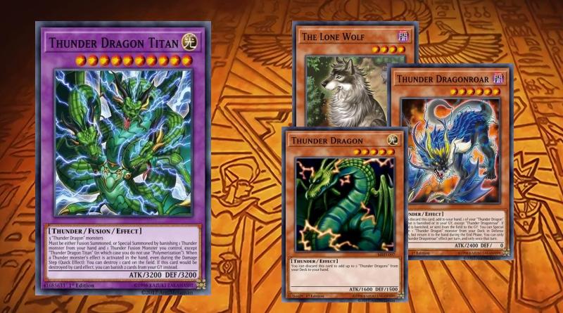 Thunder Dragon Invoked Deck - YGOPRODECK