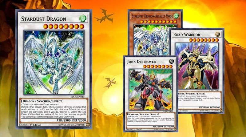 Yusei-Stardust Dragon deck - YGOPRODECK