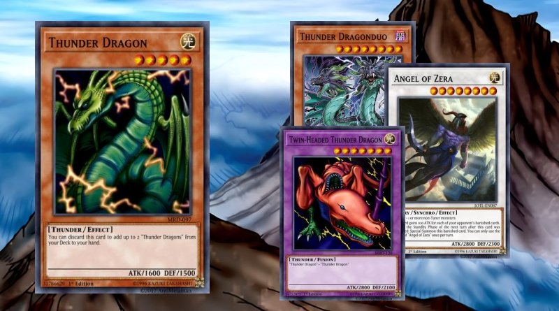 Thunder Dragon Chaos [Trinity, March 2019] - YGOPRODECK