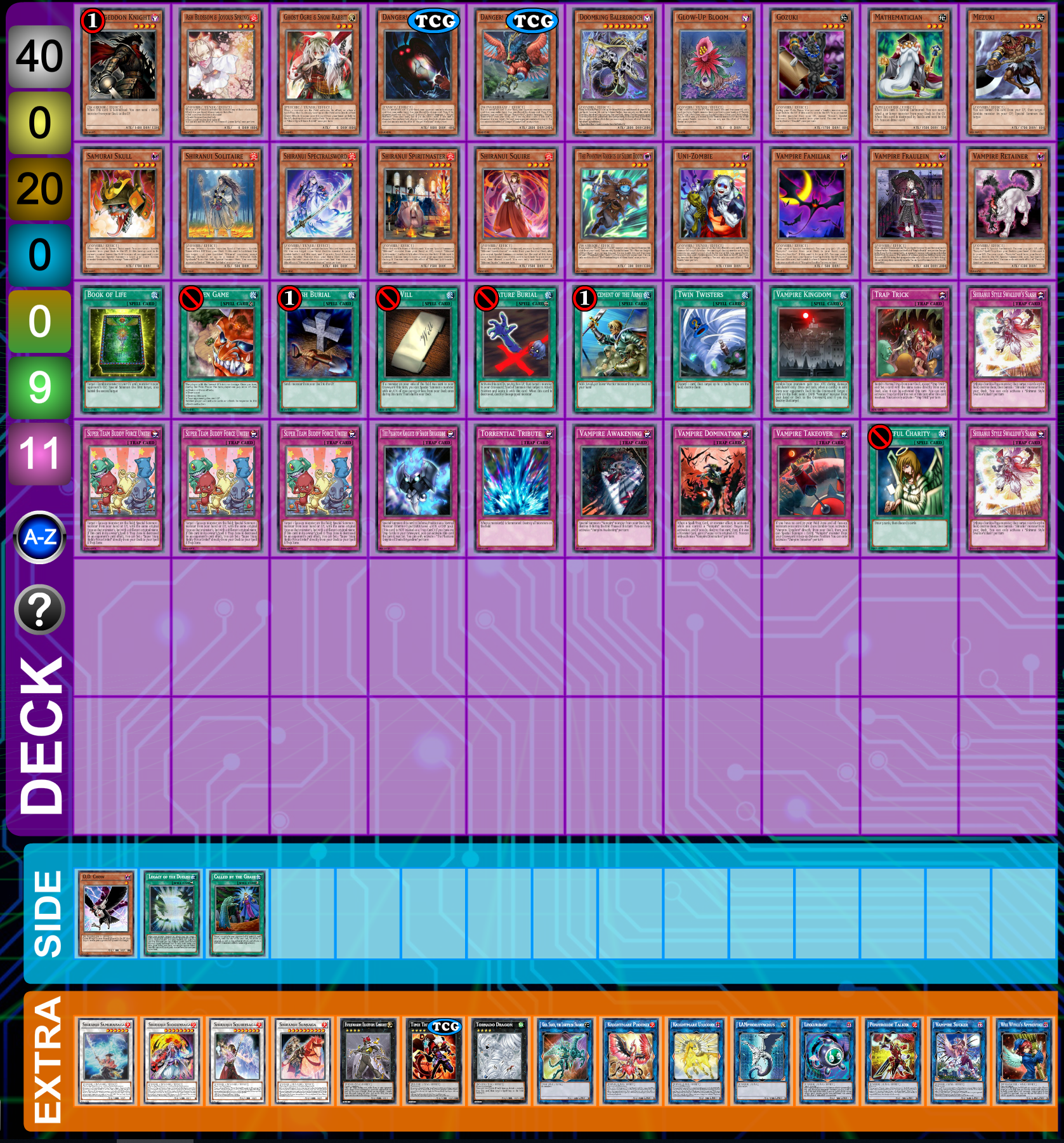 Trinity Format - February 2019 Top Deck Profiles - YGOPRODECK