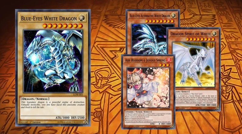 Blue Eyes White Dragon 2019 Pure Build Ygoprodeck