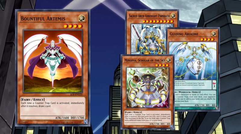 Counter Fairy 2019 - YGOPRODECK