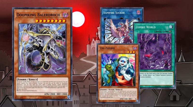 60 Card Vampire Zombie World (ALMOST NO BRICKING!!!)