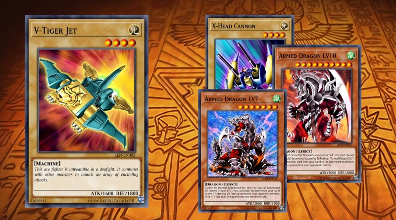 Armed Dragon A-to-Z Deck