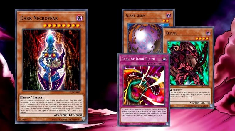 Underworld Ruler (Version 1) - YGOPRODECK
