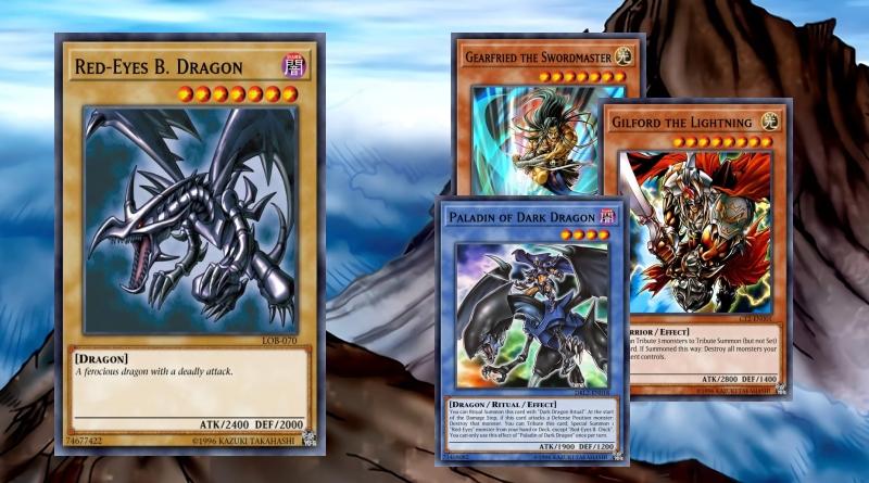 joey wheeler deck duel links