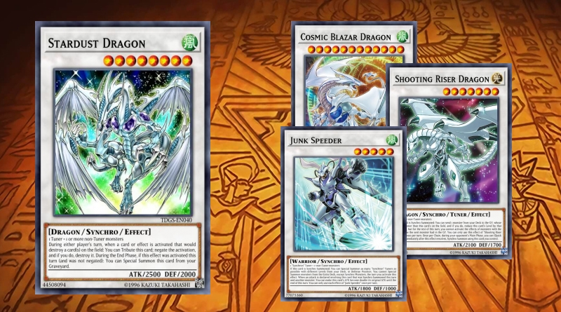 Yugioh Extra Deck *Ready to Play Competitive Stardust Dragon//Yusei Fudo Deck