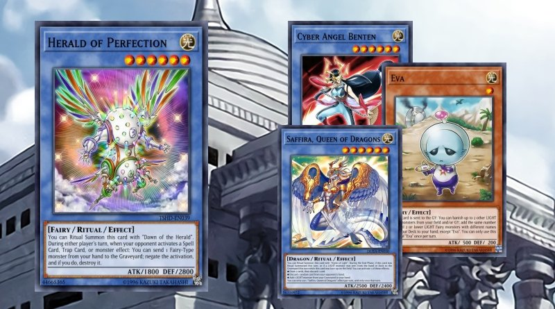 Herald of Perfection Turbo (Trinity August 2019) - YGOPRODECK