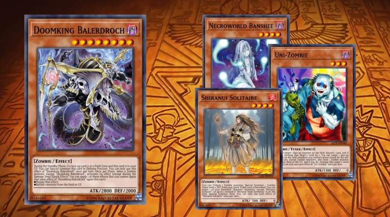 Zombie Archives - YGOPRODECK