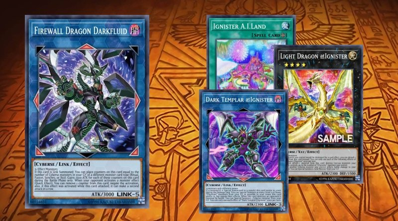 Ignister Deck 2019 Ygoprodeck