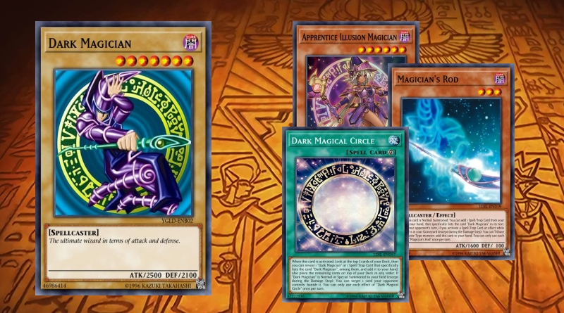 Dark Magician - YGOPRODECK