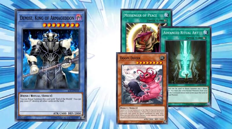 New Ritual Monster & Spell Cards