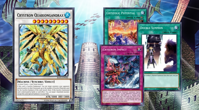 crystron power 2019 - YGOPRODECK