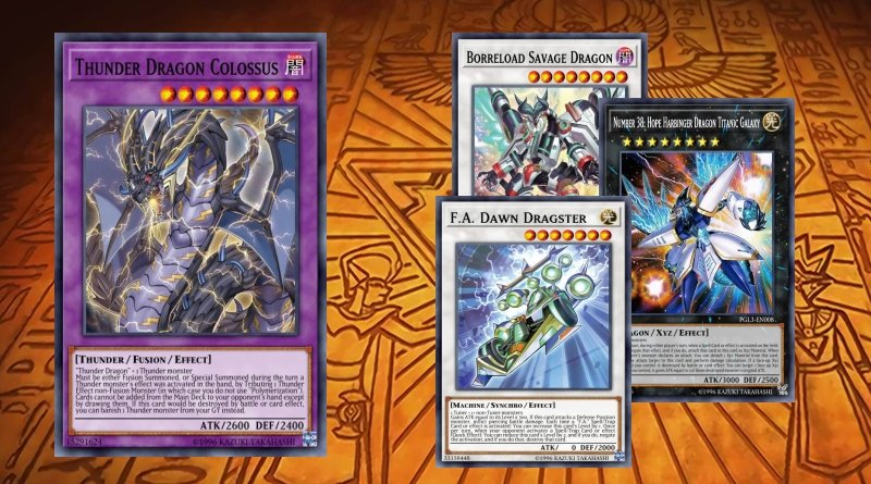 Yugioh Ban List 2020.Dragon Link New Tcg Banlist October 2019 Ygoprodeck