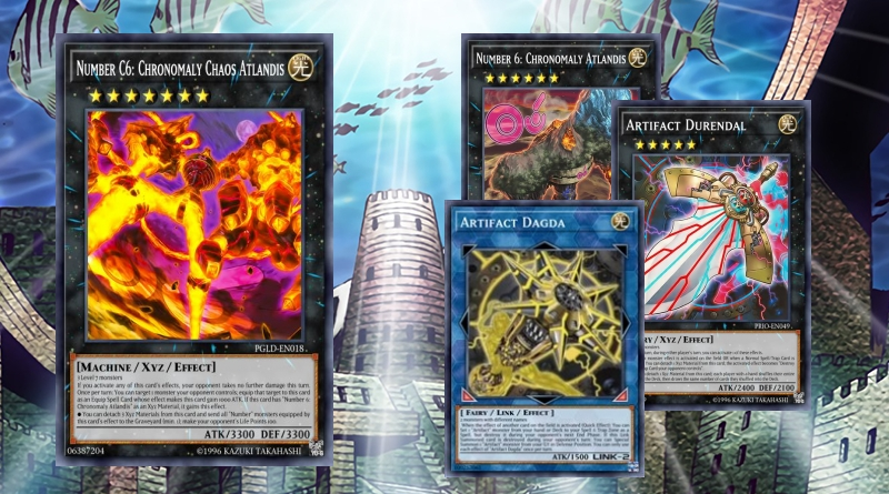 Ancient Relics - YGOPRODECK