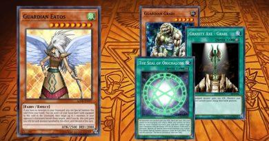 Yu-Gi-Oh Bruno Antinomy Complete T.G Deck Trident Wonder Hyper Librarian