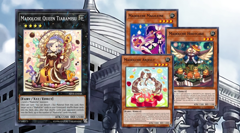 Madolche Deck 2020 New Banlist